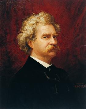 Mark Twain - His wit and wisdom